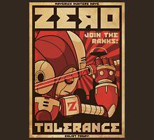 Zero Tolerance Unisex T-Shirt