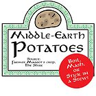 Middle-Earth Potatoes by gnarlynicole