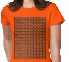 Just chocolate Womens Fitted T-Shirt