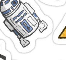 A Few of My Favorite Things Sticker