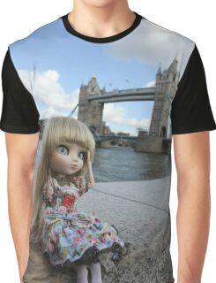 Freyja in London  Graphic T-Shirt