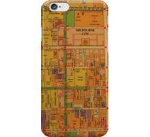 Melbourne CBD iPhone iPhone Case/Skin