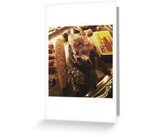 Midnight Read 2 Greeting Card