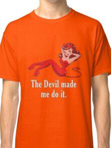 Abaddon Shirt Classic T-Shirt