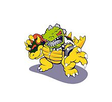 The Replacement Koopa King by Gonzo032