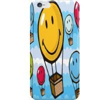 Happy big smiles iPhone Case/Skin
