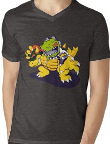 The Replacement Koopa King Mens V-Neck T-Shirt