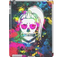 Born This Way Splatter iPad Case/Skin