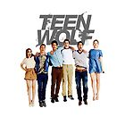 Teen Wolf cast by PaytonGilley