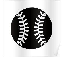 Baseball Ideology Poster