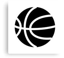Basketball Ideology Canvas Print