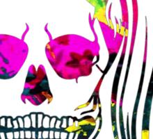 Born This Way Splatter Sticker