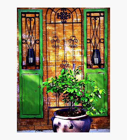 Doors & more... Photographic Print