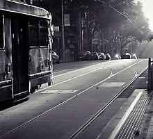 Old Melbourne by JimmyAmerica