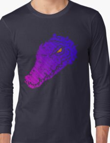 INNER ANIMAL - Gradient Version with an aluring eye Long Sleeve T-Shirt