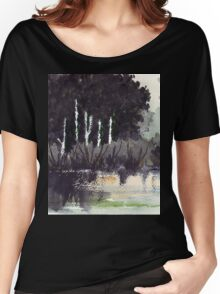 The river trees... Women's Relaxed Fit T-Shirt