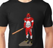 Merome Conturas - Jedi Knight Bounty Hunter Unisex T-Shirt