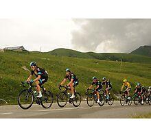 Team Sky Photographic Print
