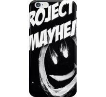 Project Mayhem! iPhone Case/Skin