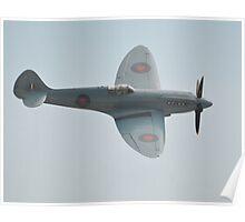 BBMF Spitfire MKXIX (PM631) Poster