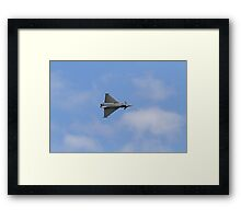 The Typhoon at Airbourne in Eastbourne Framed Print