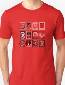 The Worlds End Pub Signs T-Shirt