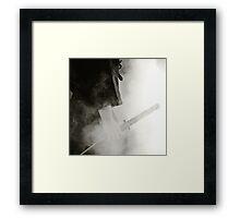 Budo Framed Print