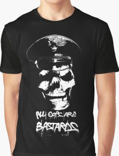 """ACAB """"ALL COPS ARE BASTARDS"""" T-SHIRT Graphic T-Shirt"""