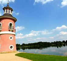 Moritzburg Castle Lighthouse by ©The Creative  Minds