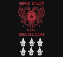 Cherno Alpha Kaiju Kills by KaijuKiller