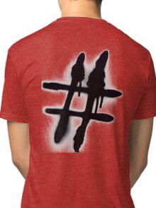 Hashtag Tri-blend T-Shirt