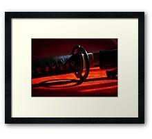 Musashi Framed Print