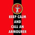 The Armourer #1 by Peter Doré