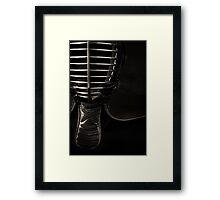 Men Framed Print