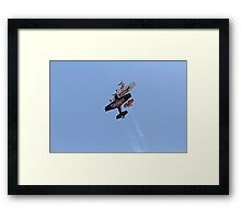 The Matadors fly disney planes at Airbourne in Eastbourne Framed Print