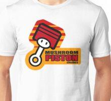 Mario Kart 8 Mushroom Piston Engines - Square Unisex T-Shirt