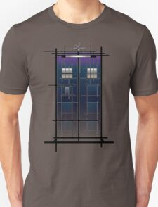 Tardis (Black) T-Shirt