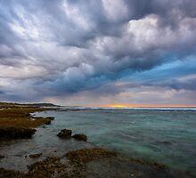 Ominous Skies by Matt Mason