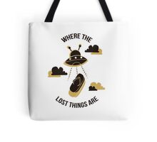 Where the lost things are Tote Bag