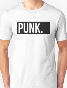 Punk Tee. Unisex T-Shirt