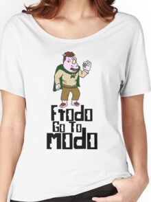 frodo go to modo Women's Relaxed Fit T-Shirt