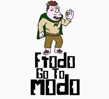 frodo go to modo Unisex T-Shirt