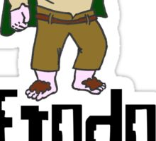 frodo go to modo Sticker