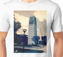 Ann Arbor Clock Tower Unisex T-Shirt