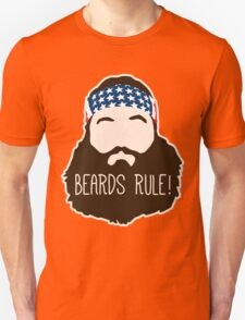 Beards Rule T-Shirt