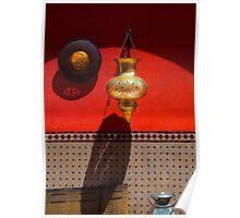 Shadows Marrakech Poster