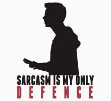 Stiles Stilinski - Sarcasm is my only defence by Gitta Jocson