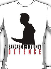 Stiles Stilinski - Sarcasm is my only defence T-Shirt