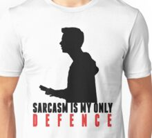 Stiles Stilinski - Sarcasm is my only defence Unisex T-Shirt