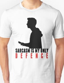 Stiles Stilinski - Sarcasm is my only defence T-Shirt